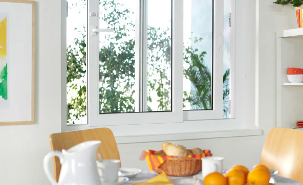 Vendita infissi in pvc finestre finestre scorrevoli e for Vendita finestre pvc